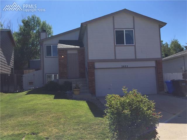 2625  Fredricksburg Drive Colorado Springs, CO 80922