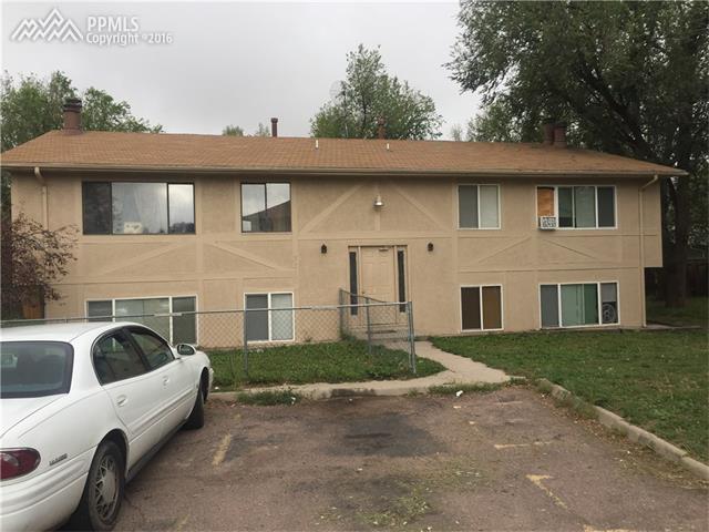 3310  Cochran Drive Colorado Springs, CO 80916