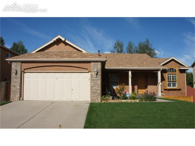 3140  Boot Hill Drive Colorado Springs, CO 80922
