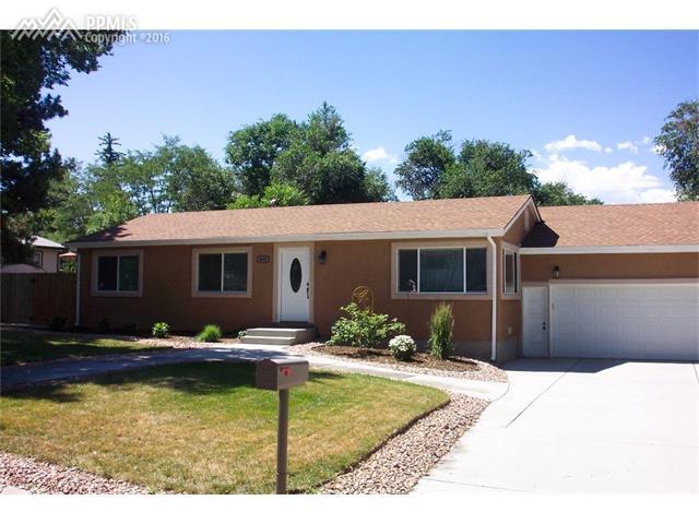 619  Cragmor Road Colorado Springs, CO 80907