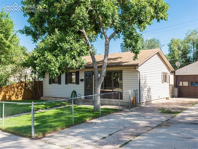 1117  Montrose Avenue Colorado Springs, CO 80905