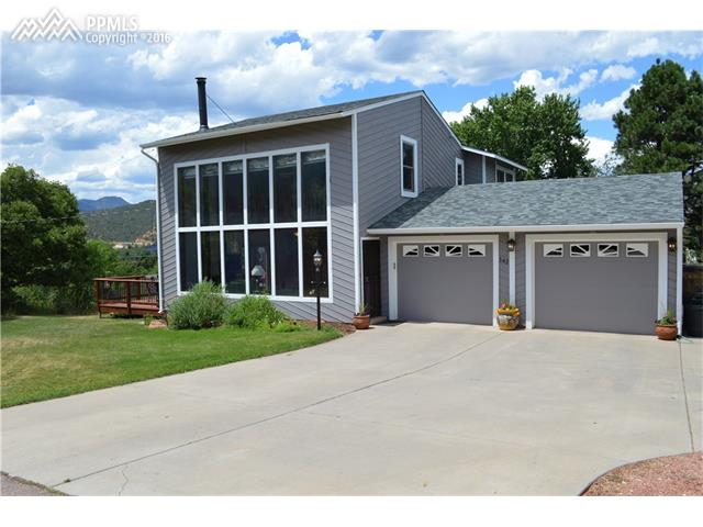142  Clarksley Road Manitou Springs, CO 80829
