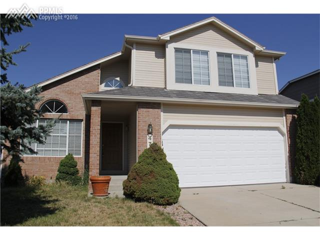 4710  Squirreltail Drive Colorado Springs, CO 80920