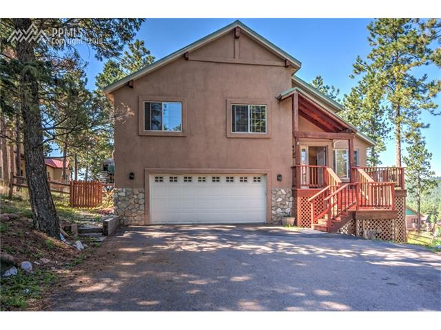 341  Panther Court Woodland Park, CO 80863