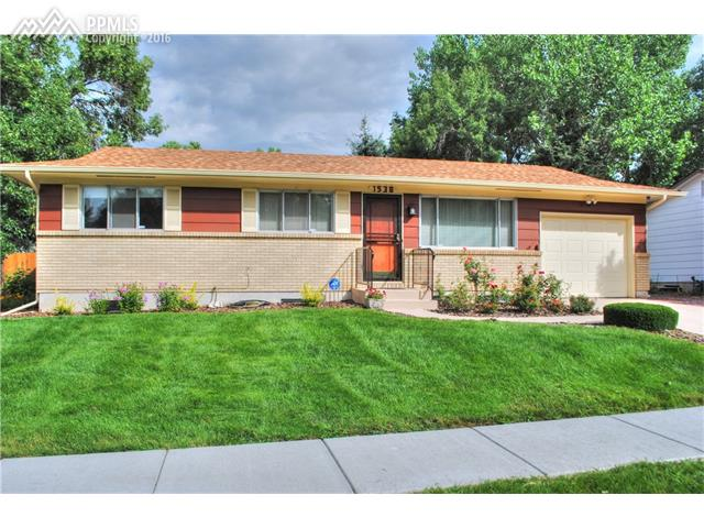 1538  Sanderson Avenue Colorado Springs, CO 80915