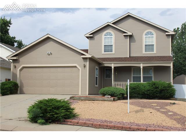 4635  Ramblewood Drive Colorado Springs, CO 80920
