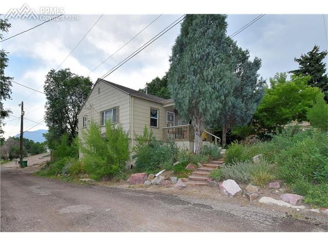 539 W St Vrain Street Colorado Springs, CO 80905
