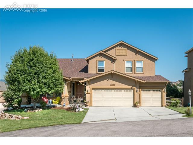 1411  Fieldwood Court Colorado Springs, CO 80921