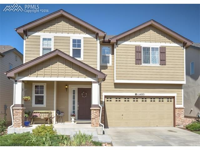 11485  White Lotus Drive Colorado Springs, CO 80921