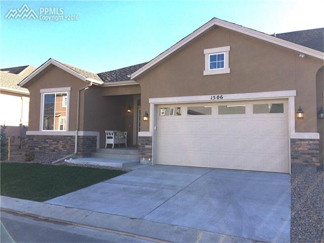 1506  Promontory Bluff View Colorado Springs, CO 80921