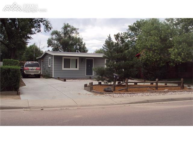 93  Security Boulevard Colorado Springs, CO 80911