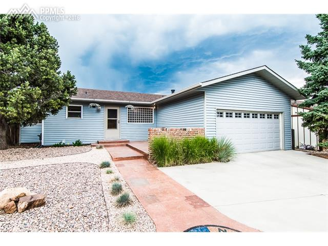 318  Sutherland Place Manitou Springs, CO 80829