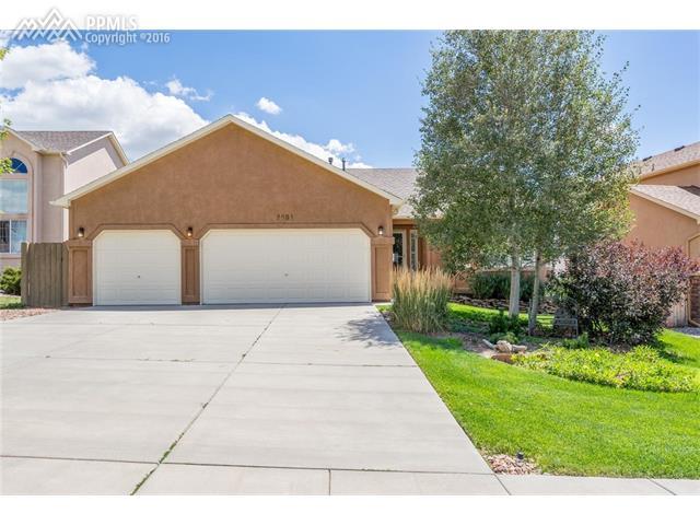 3901  Sonoran Drive Colorado Springs, CO 80922