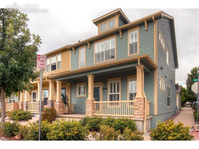 2209  Gilpin Avenue Colorado Springs, CO 80910