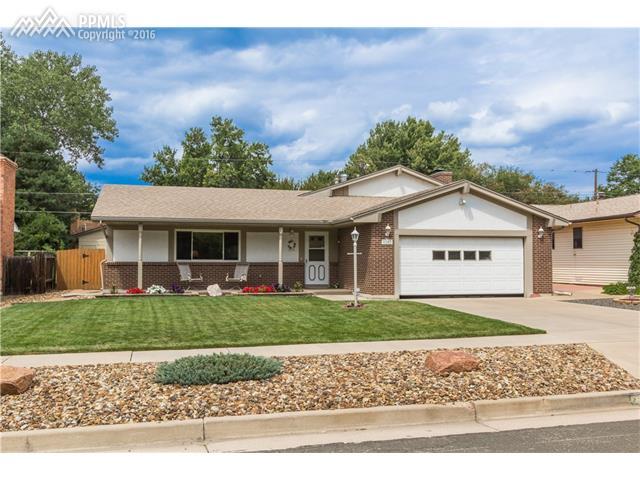 1242  Auburn Drive Colorado Springs, CO 80909