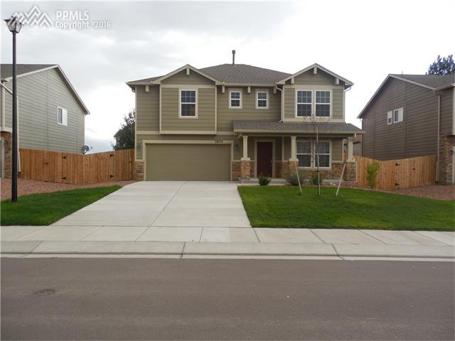 3855  Shining Star Drive Colorado Springs, CO 80925
