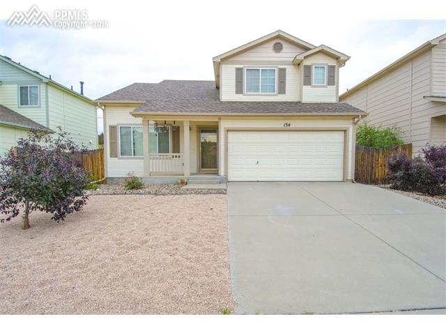 134  Audubon Drive Colorado Springs, CO 80910