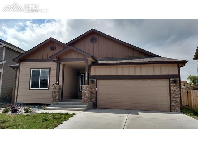 8113  Pinfeather Drive Fountain, CO 80817