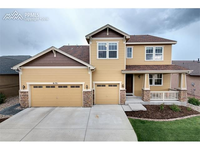 6191  Adamants Drive Colorado Springs, CO 80924