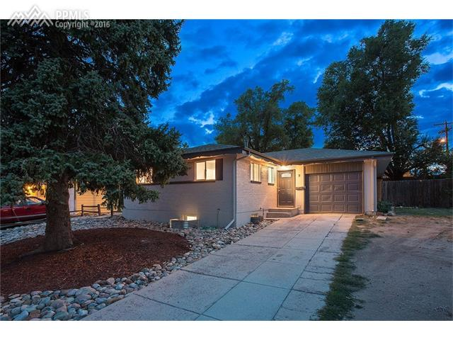 2 S Hayman Avenue Colorado Springs, CO 80910