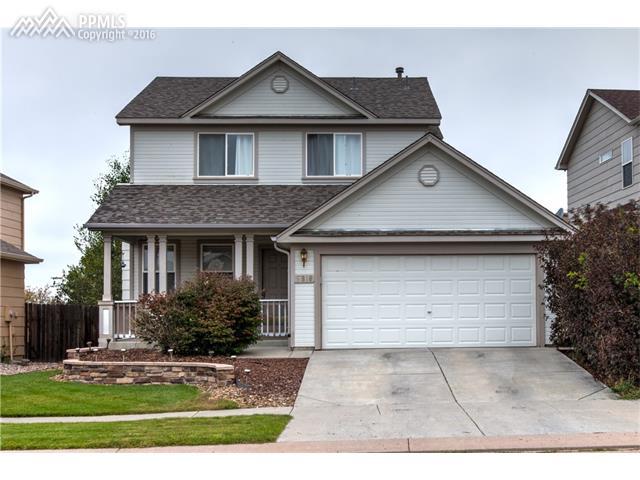 5818  Brennan Avenue Colorado Springs, CO 80923