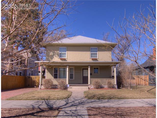 1208 N Weber Street Colorado Springs, CO 80903