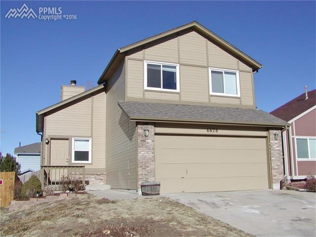 6626  Chantilly Place Colorado Springs, CO 80922