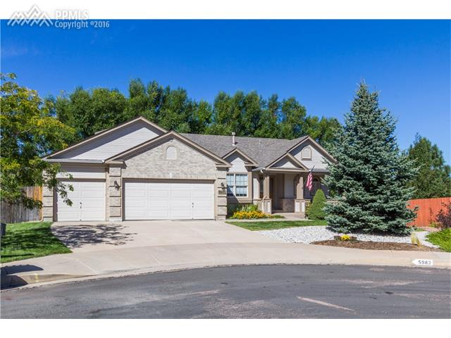 5982  Treeledge Drive Colorado Springs, CO 80918