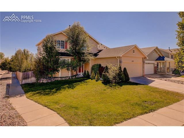 6243  Grand Mesa Drive Colorado Springs, CO 80923