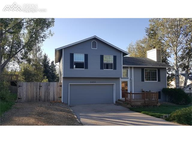 5435  Country Heights Drive Colorado Springs, CO 80917