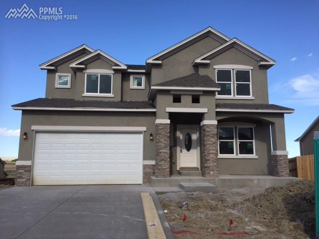 10544  Abrams Drive Colorado Springs, CO 80925