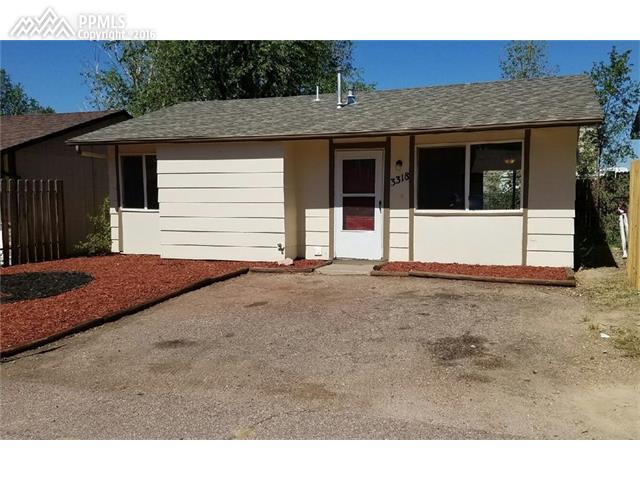 3318  Springnite Drive Colorado Springs, CO 80916