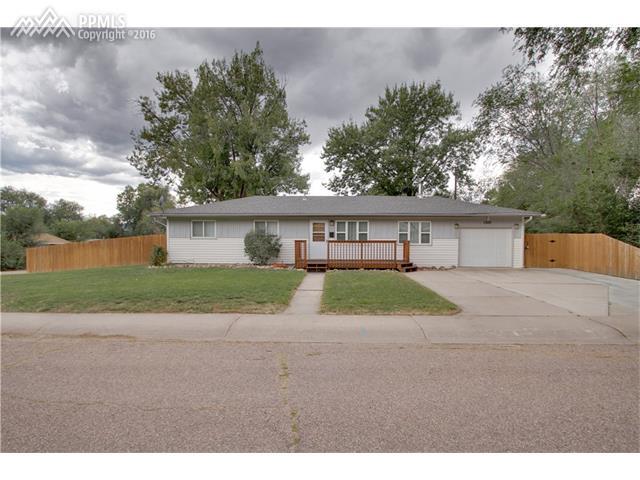 1500  Evergreen Drive Colorado Springs, CO 80911