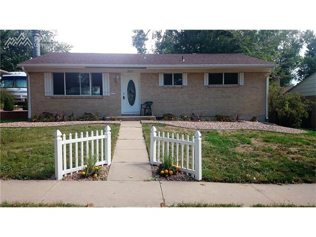 2117  Downing Drive Colorado Springs, CO 80909