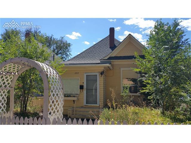 2919 W Colorado Avenue Colorado Springs, CO 80904