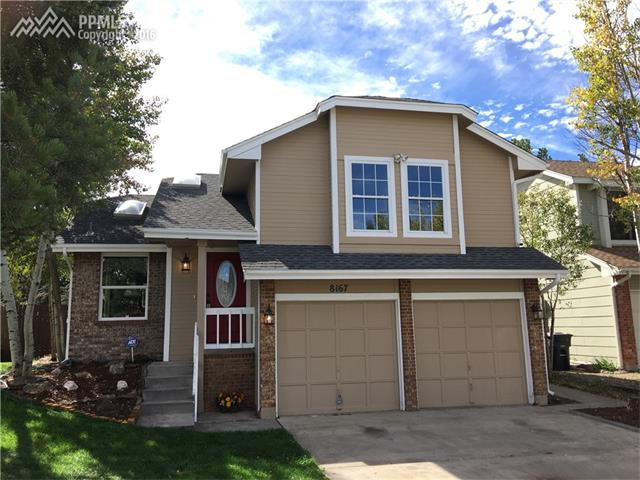 8167  Steadman Drive Colorado Springs, CO 80920