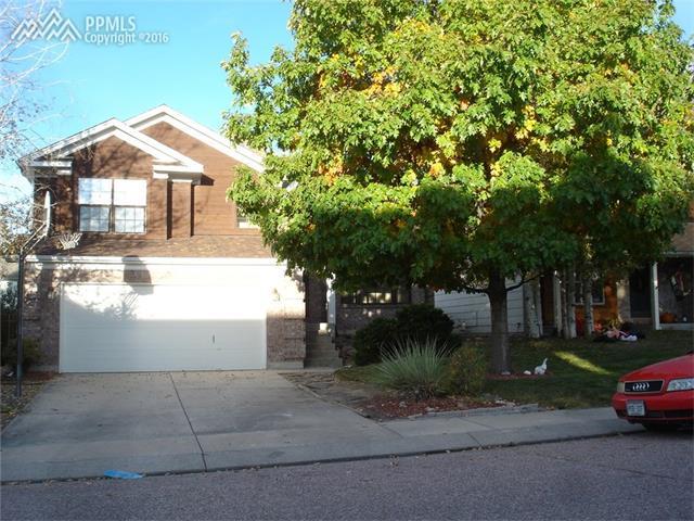 8018  Scarborough Drive Colorado Springs, CO 80920