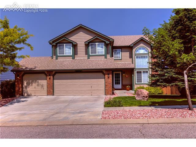8274  Radcliff Drive Colorado Springs, CO 80920