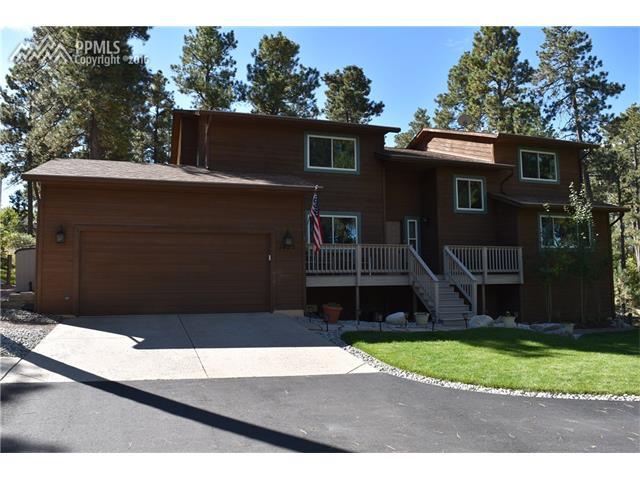 1025  Tari Drive Colorado Springs, CO 80921