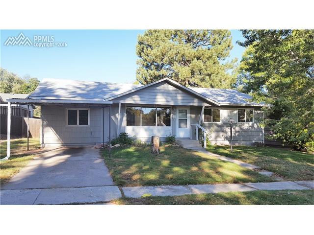1618  Querida Drive Colorado Springs, CO 80909