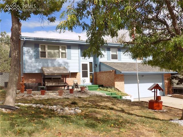 3370 W Montebello Drive Colorado Springs, CO 80918