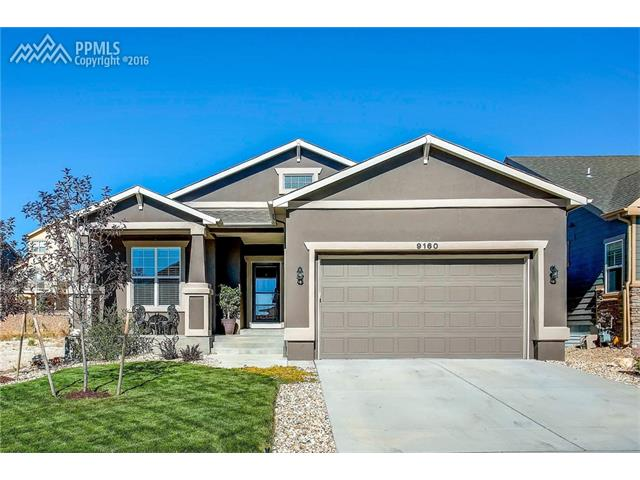 9160  Argentine Pass Trail Colorado Springs, CO 80924