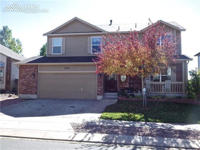 4956  Butterfield Drive Colorado Springs, CO 80923