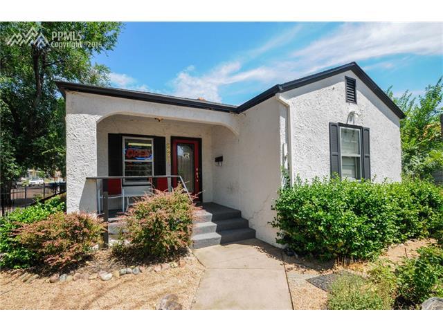 2230 W Colorado Avenue Colorado Springs, CO 80904