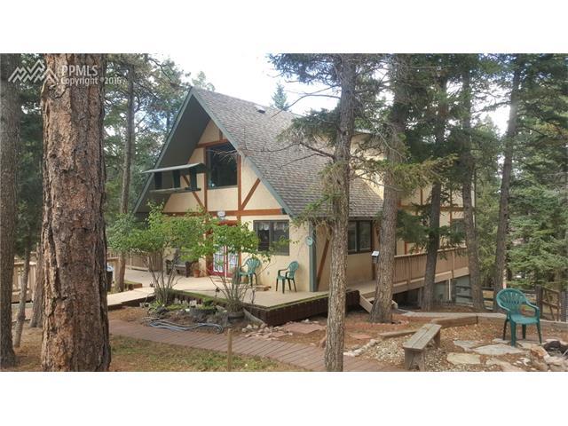 140  High View Circle Woodland Park, CO 80863