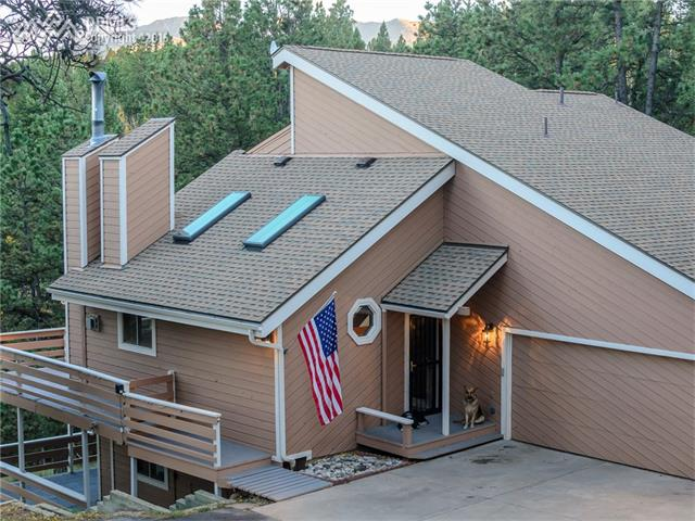 695  University Drive Woodland Park, CO 80863