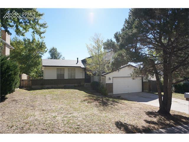 5425  Del Paz Drive Colorado Springs, CO 80918