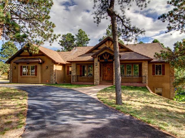 18020  Bakers Farm Road Colorado Springs, CO 80908