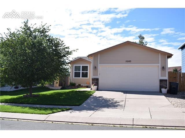 5283  Pine Haven Drive Colorado Springs, CO 80923