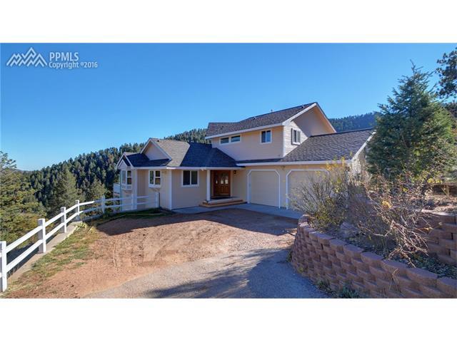 544  Canyon Road Woodland Park, CO 80863